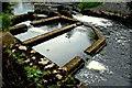 R3377 : Ennis - Mill Road Bridge - River Fergus - Cascading Pools & Dams by Joseph Mischyshyn