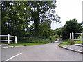 TM3679 : Lodge Lane, Wissett by Geographer