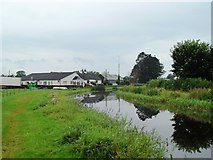 N2624 : Grand Canal in Killina, Co. Offaly by JP