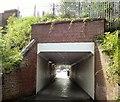 SJ8788 : Birdhall Lane Underpass by Gerald England
