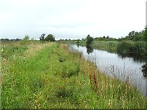 N1724 : Grand Canal in Turraun, west of Pollagh, Co. Offaly by JP