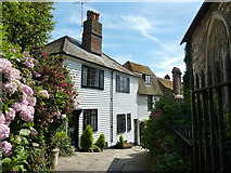 TQ8209 : Church Passage, Hastings by pam fray
