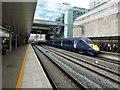 TQ3884 : Stratford International railway station by Graham Hogg