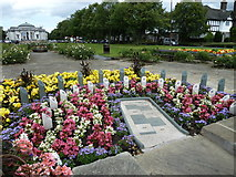 SJ3384 : Mid summer 2012 at Port Sunlight (XXV) by Basher Eyre