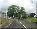 NS3964 : Kilbarchan Road entering Bridge of Weir by John Firth