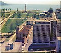 SX4754 : The View from Plymouth Civic Centre by V A England