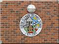 SK8771 : Queen Eleanor County Primary School  by Alan Murray-Rust