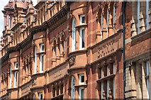 SO8455 : Former Hop Market Hotel by Philip Halling