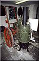 SX4454 : Devonport Dockyard - Merryweather Valiant fire pump by Chris Allen