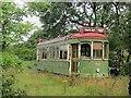 N7089 : Tram by Richard Webb
