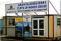 R0596 : Doolin - R479 - Harbour - Bill O'Brien Aran Ferries & Cliffs of Moher Cruises by Joseph Mischyshyn