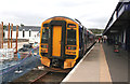 NG7627 : Kyle of Lochalsh station by Dr Neil Clifton