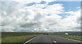 NY8912 : Running into County Durham on A66 by John Firth