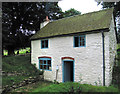SJ3701 : One of the Blakemoorgate cottages by Dave Croker
