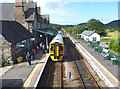 SH7401 : Machynlleth station by Dr Neil Clifton