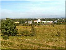 SD7909 : Farmland at Warth by David Dixon