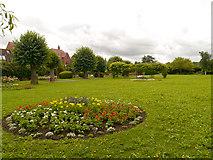 SO8832 : Victoria Pleasure Gardens by David Dixon