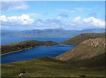 NG5739 : Loch na Meilich by Gordon Hatton