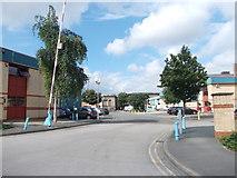 SE2932 : Leodis Court - David Street by Betty Longbottom