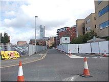 SE2932 : St Barnabas Road - Sweet Street by Betty Longbottom