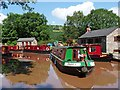 SO1419 : Above Llangynidr Depot Lock on the Monmouthshire and Brecon Canal by Robin Drayton