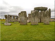 SU1242 : Stonehenge by David Dixon