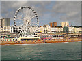 TQ3103 : Brighton Sea front from the Pier by David Dixon