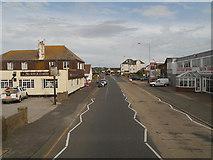 TQ4100 : The Sussex Coaster, Peacehaven by David Dixon