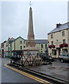 SN4020 : Crimean War Memorial, Carmarthen by Jaggery