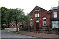 SD7208 : Former Strict Baptist Chapel, Dorset Street  by Alan Murray-Rust
