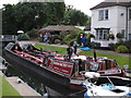 SU8586 : Narrow Boat Trust delivering coal to Marlow Dock by David Hawgood