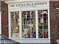 SE4843 : The Little Delicatessen, Tadcaster by Ian S