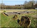 SP1265 : Graves, Oldberrow churchyard by Robin Stott