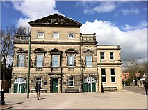 SK3454 : Former Derby Assembly Rooms by Andrew Abbott