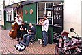 SO8505 : Musicians, Swan Lane, Stroud by Brian Robert Marshall