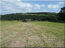 SE0421 : Sowerby Bridge FP132 looking east towards Lower Deer Play by Humphrey Bolton