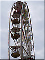 SD3035 : Blackpool Wheel, Central Pier by David Dixon