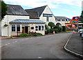 ST2997 : Funfair in the Ashbridge Inn, Cwmbran by Jaggery