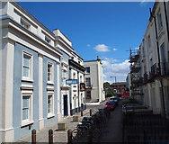 ST5773 : Lower Whiteladies Lane Area - BS8 by David Hallam-Jones