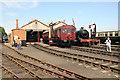 SU5290 : Didcot Railway Centre - Railmotor by Chris Allen