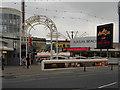 SD3033 : Blackpool Pleasure Beach by David Dixon
