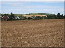 TF2877 : View towards Gaumer Hill by Jonathan Thacker