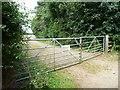 SK9610 : Empingham Estate, Private by Christine Johnstone