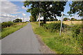 SO9657 : Footpath to Hill Top Farm by Philip Halling