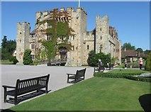 TQ4745 : Hever Castle, Kent by Derek Voller
