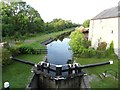 N0721 : Grand Canal from above the 33rd Lock in Belmont, Co. Offaly by JP
