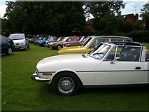 J0558 : Classic Cars by P Flannagan
