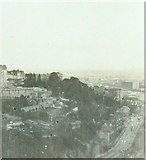 ST5673 : View of Bristol in 1930 by George Baker