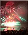 SX4853 : British Firework Championships 2012 by Christine Matthews