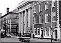 J3473 : The Victoria Hall, Belfast (3) by Albert Bridge